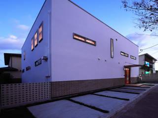 โดย 上原一朗建築造形研究所 โมเดิร์น