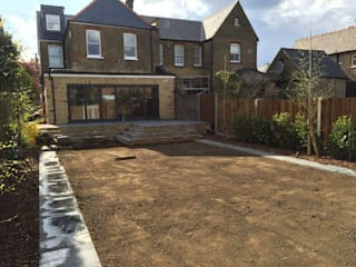 Garden and Driveway Design and Installation من TDS Paving and Landscaping