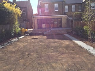 Garden and Driveway Design and Installation 根據 TDS Paving and Landscaping
