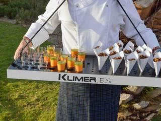 Bandeja multiusos para catering de Klimer:  de estilo  de Klimer