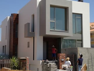 FRAMASA CONSTRUCTORA DEL NOROESTE SLU Modern houses