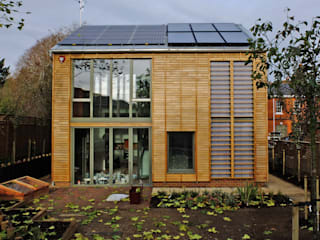 ECO HOUSE van BBM Sustainable Design Limited