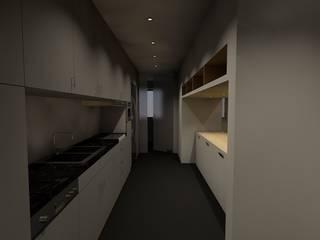 Remodelação Apartamento T3.: Casas  por Casas com Estilo - Obras,Moderno