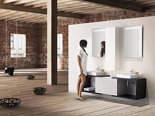 Visões Casas de banho modernas por Artekasa Materiais de Construção e Decoração Moderno