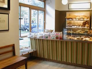 Bäckerei in München Landhaus Ladenflächen von reichl---beraten-planen-verwirklichen Landhaus