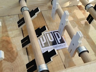 por Pop up Pallets
