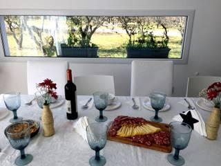 REMINISCENCIAS MARINAS Comedores modernos de VETA & DISEÑO Moderno