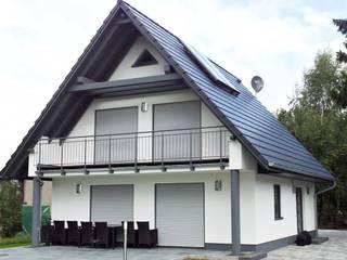 Referenz individuelles Ferienhaus von IBIS Haus