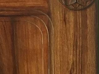 Imitacions de madera y marmol de iniciativesambpintura
