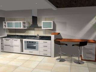 laura zilinski arquitecta Кухня