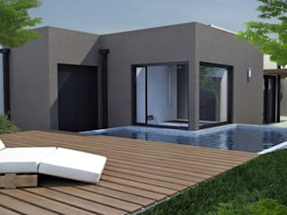 Pool by laura zilinski arquitecta