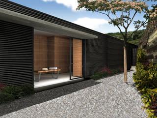Terrace by RIMA Arquitectura, Modern