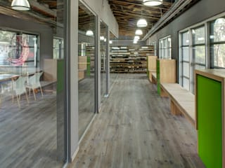 Study/office by RIMA Arquitectura, Modern