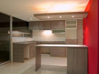 Cocina:  Kitchen by Diseño Alternativo Hera