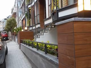 CANSEL BOZKURT  interior architect – AVCILAR / İSTANBUL / KENTSEL DÖNÜŞÜM KAPSAMINDA 18 DAİRELİK KONUT PROJESİ:  tarz Evler