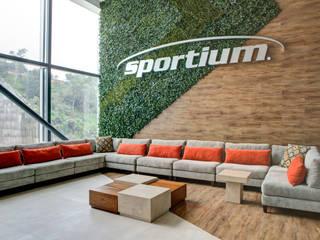 Gym by RIMA Arquitectura, Modern