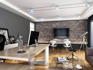 Ofis Tasarımı CANSEL BOZKURT interior architect Ofis Alanları & Mağazalar Ahşap Ahşap rengi