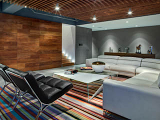 Living room by RIMA Arquitectura, Modern