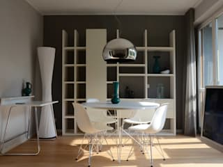 Salas de estar modernas por HOME made by Heike Mayer Moderno