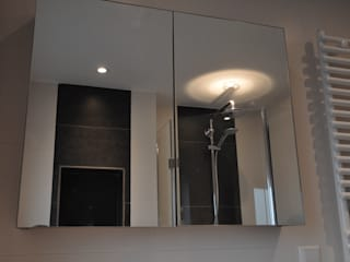 AGZ badkamers en sanitair BathroomMirrors Glass Transparent