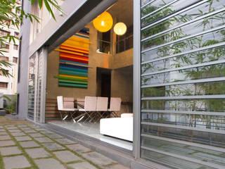 Butterfly House Modern garden by ESSTEAM Modern