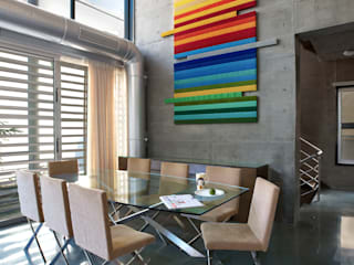 Butterfly House Modern dining room by ESSTEAM Modern