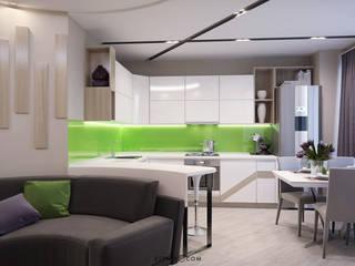Z E T W I X Minimalist kitchen