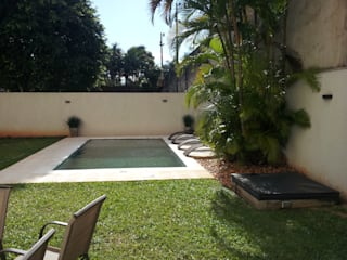 Zwembad door Arq.Rubén Orlando Sosa