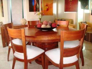 COMEDORES:  de estilo  por EL DIVÁN Arquitectura & Diseño de Interiores