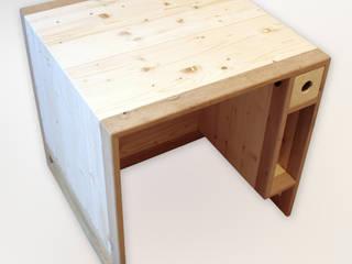 Meuble Multi-fonction par Couleur Bois Moderne
