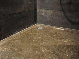 de estilo colonial por AGZ badkamers en sanitair, Colonial