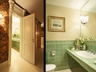 санузел гостевой: Ванные комнаты в . Автор – studio68-32
