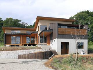 那須高久の家 オリジナルな 家 の ATELIER N オリジナル