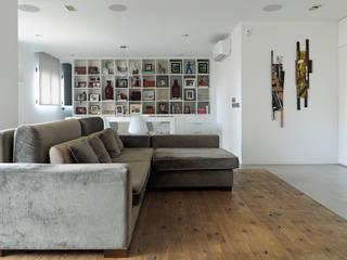 Refugio para dos Livings de estilo moderno de BELVEDERE CAPITAL Moderno