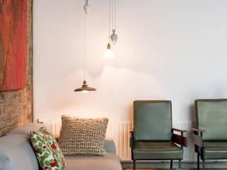 Vivienda bajos Madrazo MIRIAM CASTELLS STUDIO Living room