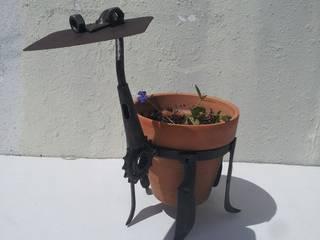 supports à pots de fleurs:  de style  par ludorecycl