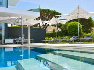 Pure Allure Interior Balconies, verandas & terraces Furniture