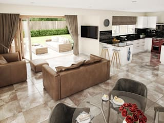 Interior Architectural Visualisation by Alive Visualisation