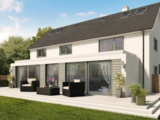 Your house as a 3D Visualisation by Alive Visualisation