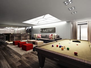 Games Room CGI... by Alive Visualisation