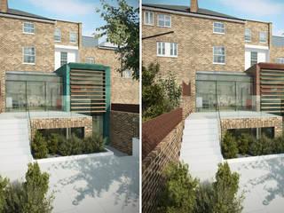 Dusk Architectural 3D Visualisation London... by Alive Visualisation