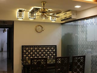 dining :  Dining room by NCA  naresh chandwani & associates