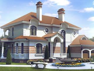 根據 Архитектурная мастерская Бориса Коломейченко