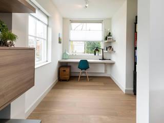 Mooie woning in Denbosch: moderne Studeerkamer/kantoor door Bas Suurmond Fotografie