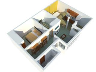 C-16 Casas modernas de Ingenieros y Arquitectos Continentes Moderno
