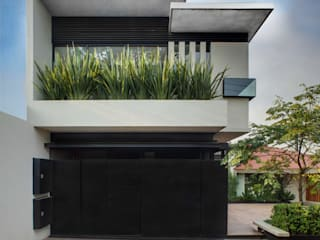 Casas estilo moderno: ideas, arquitectura e imágenes de RIMA Arquitectura Moderno