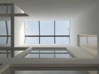 Casa Ulldecona 2 Puertas y ventanas de estilo moderno de ESTUDI D'ARQUITECTURA XAVIER CLIMENT Moderno