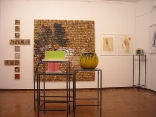 ARTEsSI - Galleria d'Arte Contemporanea Negozi & Locali commerciali moderni di A.A.P+0 Moderno