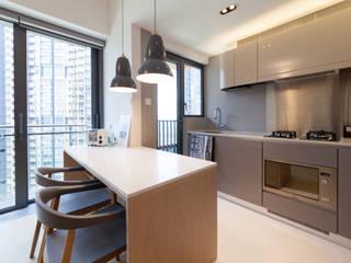 Cocinas de estilo minimalista de arctitudesign Minimalista