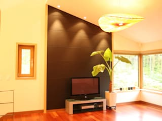 Living room by 스투디오 테이크, Modern